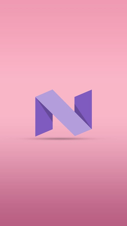 Theme for Android N- screenshot