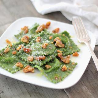 Spinach And Ricotta Ravioli Sauce Recipes.