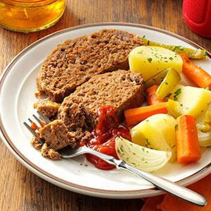 Pot Roast Meat Loaf Recipe | Yummly