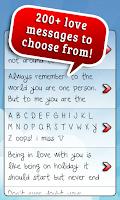 Screenshot of Love Texts ♥