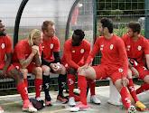 Les supporters rouches rencontrent leurs idoles à l'entraînement ouvert du Standard