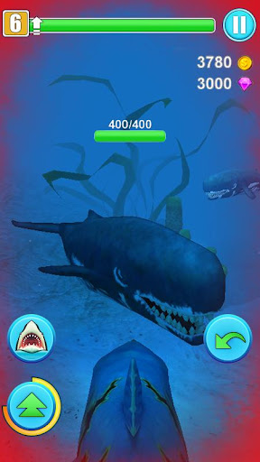 Shark Simulator screenshot 3