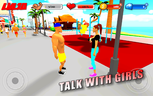 Iron Muscle 3D Apk – 3D bodybuilding fitness game – Iron Muscle 6