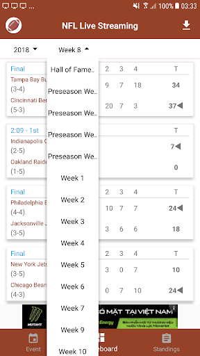 NFL Live Streaming 14 screenshots 3
