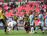 Manchester City a concédé le match nul 2-2 face à Tottenham