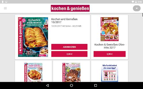 Kochen & Genießen ePaper - náhled