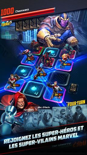 MARVEL Battle Lines fond d'écran 1
