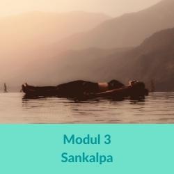 Yoga Nidra Modul 3