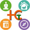 Yoga & Ayurveda App - HC24 icon
