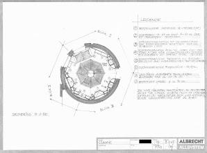 Photo: Entwurf Allsystem ALBRECHT, Grundriss