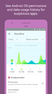 GlassWire – Data Usage Privacy- screenshot thumbnail