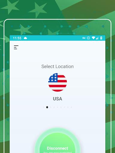 USA VPN - best free vpn 2.5.5 screenshots 5