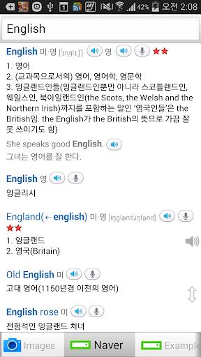영어 한방 검색 : 미니