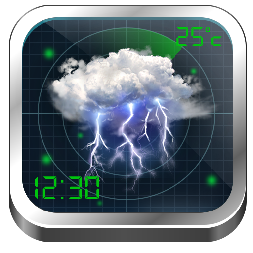 Storm Weather Radar App
