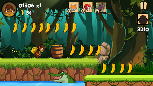 Kong Rush - Banana Run 1.0.4 screenshots 6