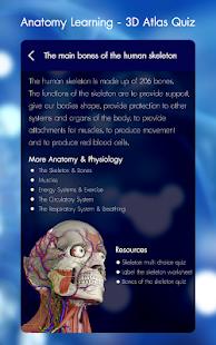 ผลการค้นหารูปภาพสำหรับ Quiz Anatomy google play