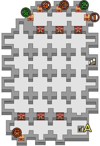 地図 ドラクエ 3