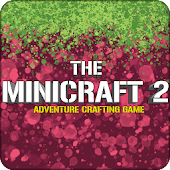 The MiniCraft 2: Adventure Crafting Game icon