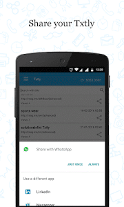 Global Messaging INFINI SMS screenshot 4