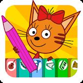 Tải Game Три Кота Музыкальные Раскраски Игры Для Детей