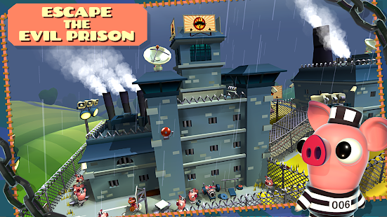 Bacon Escape- screenshot thumbnail