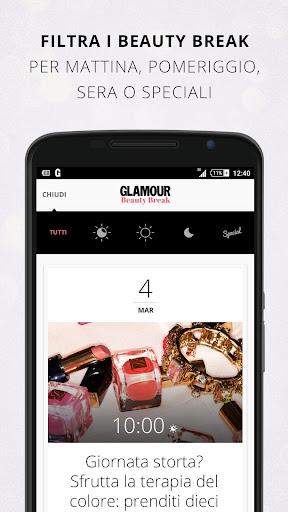 Glamour Beauty Break