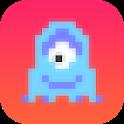 Interstellar Retro Pixel Wars icon