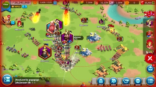 Rise of Kingdoms: Lost Crusade MOD (Unlimited Money) 7