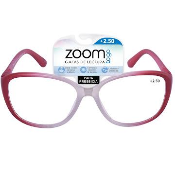 Gafas Zoom Togo Lectura   Sin Aro 1 Aumento 2.50 X1 Und