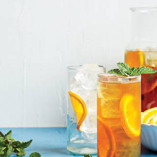 Orange Iced Tea.