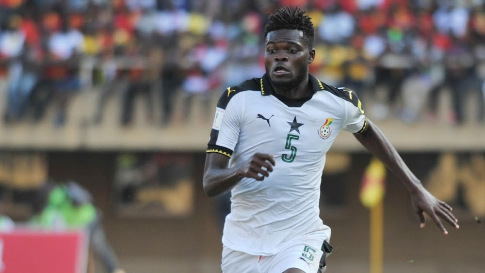 Ghana's Thomas Partey says 'quality not enough' to win Afcon