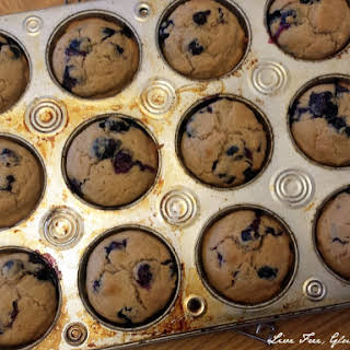 Blueberry Muffins With Agave Nectar Recipes.