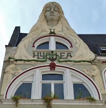 Photo: Jugendstilfassade