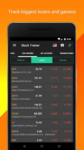 Stock Trainer: Virtual Trading (Stock Markets) screenshot 5