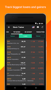 App Stock Trainer: Virtual Trading (Stock Markets) APK for Windows Phone