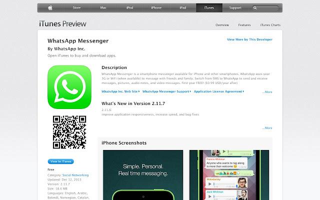 App Store QR Coder