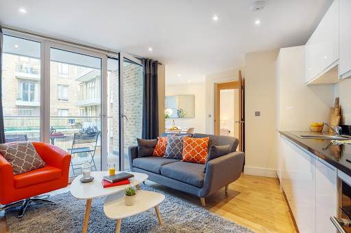 Canary Gateway Apartments, Canary Wharf