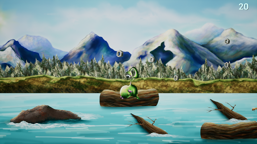 Alien Seasons game for Android screenshot