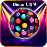 Disco Color Screen Light & LED Flashlight