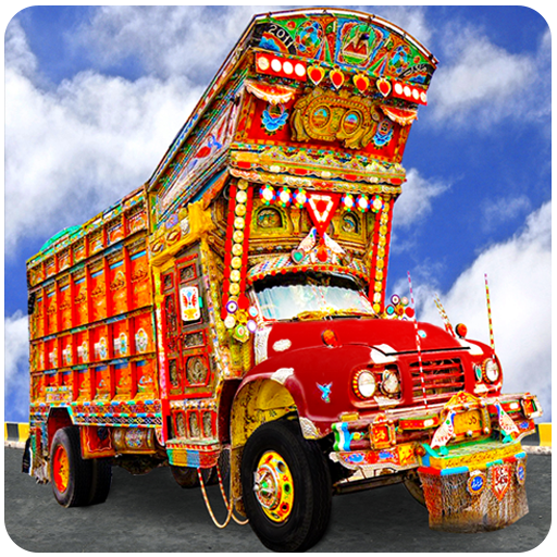 PK Cargo Truck Driving (game)