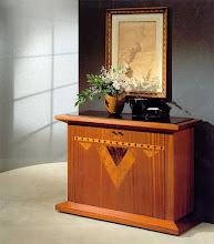 Photo: Modell Trocadero, Art Deco, BAYER Stilmöbel