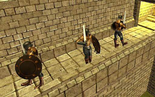 Bow Arrow Master: Castle War ( burgmauern )  screenshots 3