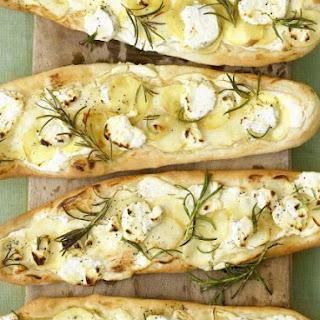 Flatbread White Pizzas