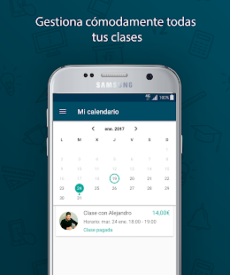 TeachApp Private Tutoring- screenshot thumbnail