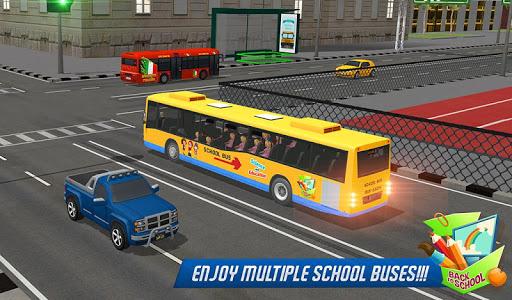 School Bus Driver Simulator 2018: City Fun Drive 1.0.2 screenshots 16