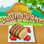 Baking Pound Cake Icon