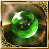 緑星の輝き