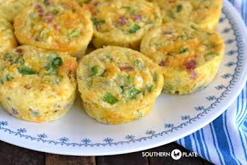 Muffin Tin Omelets Recipe