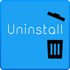 Uninstall (App Delete) icon