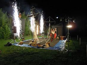 """Photo: Il finale dei """"Bucanieri Show"""""""